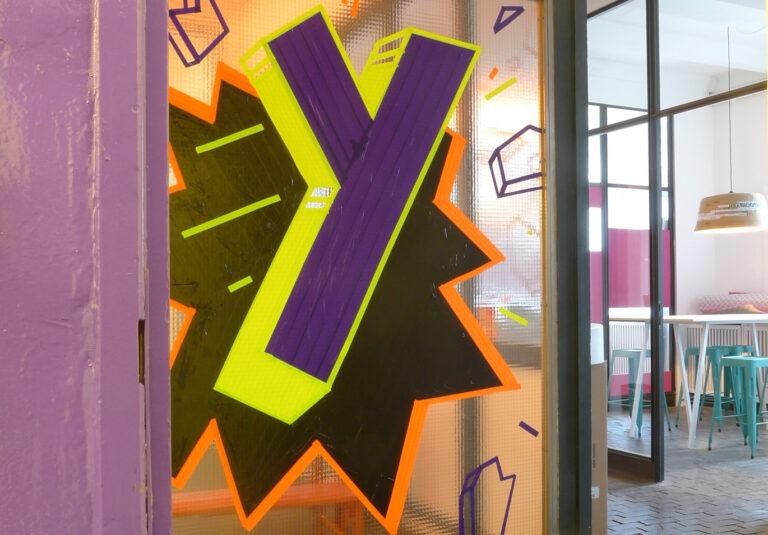 Tape Art – Kunst mit dem Klebeband